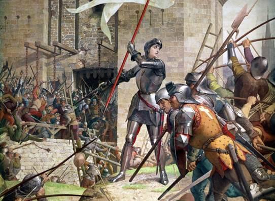 英法百年战争(1337-1453)